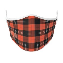 Boutique Ramsay Primary Tartan Face Mask