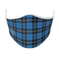 Boutique Ramsay Alternate Tartan Face Mask