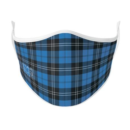 Boutique Ramsay Alternate Tartan Face Mask
