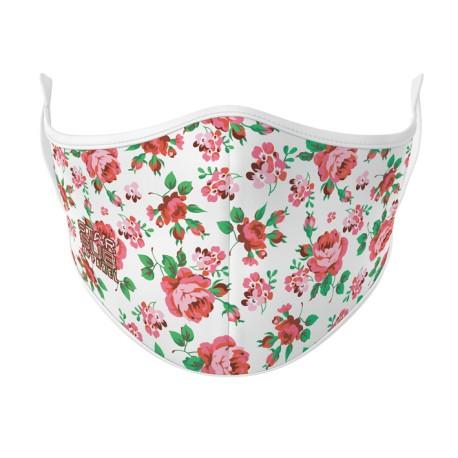 Boutique Rose Floral Face Mask