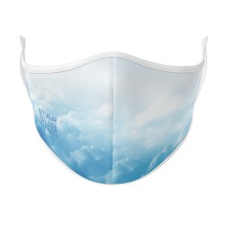 Boutique Clouds Face Mask