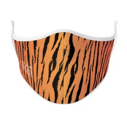 Boutique Tiger Print Face Mask