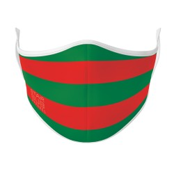 Red & Green Mask
