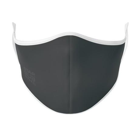 Grey Generic Face Mask - White Elastic
