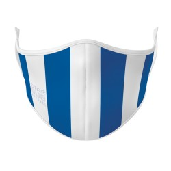Face Mask - Royal Blue & White Aussie Rules