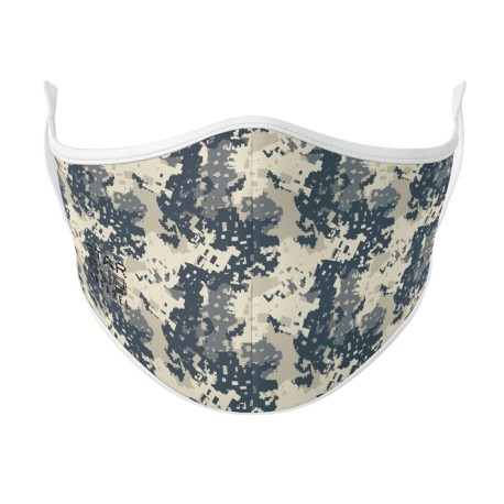 Boutique Desert Camouflage Face Mask
