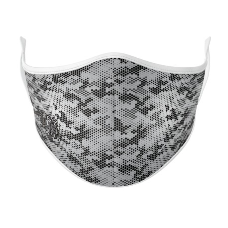 Boutique Honeycomb Camouflage Face Mask